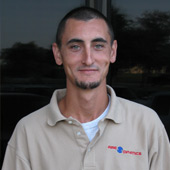 Jared Whitehead, HVAC